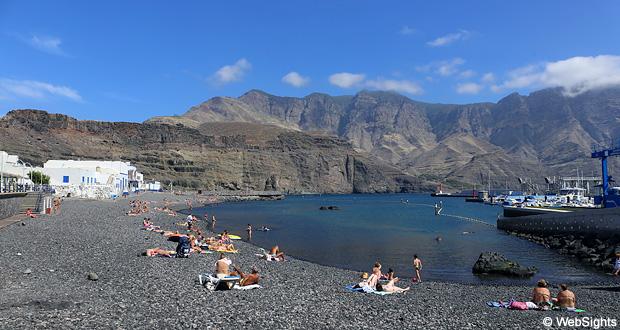 Puerto de las Nieves bergen