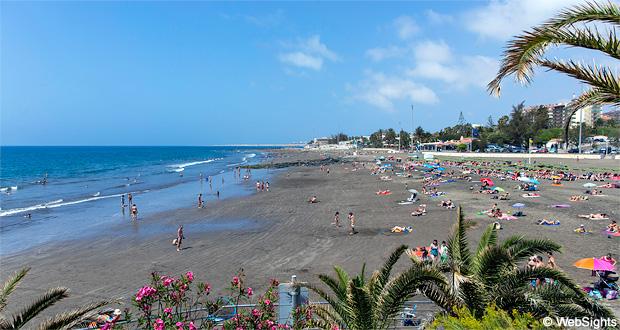 San Agustin strand
