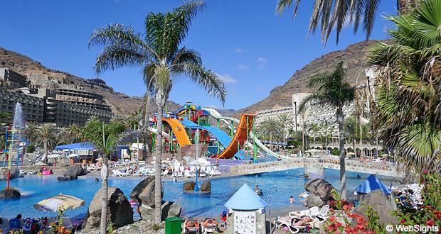 Playa Taurito vattenpark