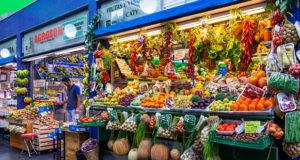 Vegueta marknad